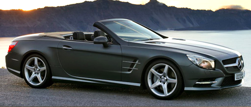 Mercedes SL CLUB